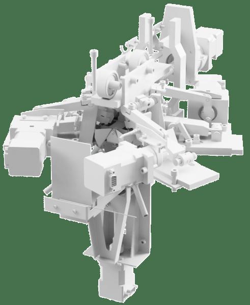 meral development device